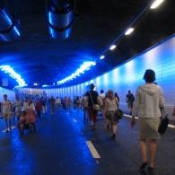 Götatunneln öppnas